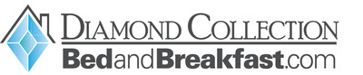 The BedandBreakfast.com Diamond Collection is an exclusive group of professionally inspected and guest-reviewed luxury inns.  (PRNewsFoto/BedandBreakfast.com)