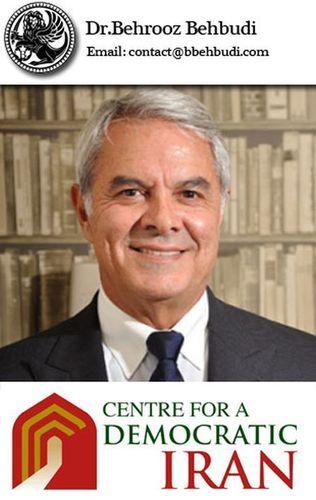Dr. Behrooz Behbudi, Founder of the CDI (PRNewsFoto/Centre for a Democratic Iran)