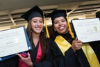 These students beat the odds! Check out #30DaysofGrad bit.ly/30daysofgrad. (PRNewsFoto/National Alliance for Public...)