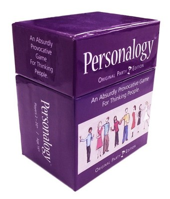 Personalogy Party Card Game
