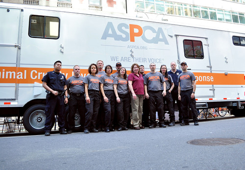 ASPCA Unveils New Animal Transport Trailer for Large-Scale Animal Rescue in Times Square