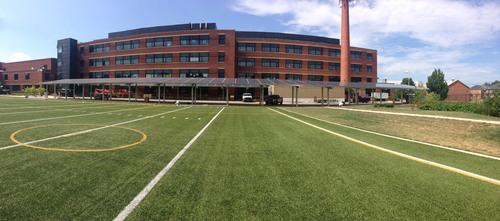 KIPP Douglass Campus.  (PRNewsFoto/Volt Energy, LLC)