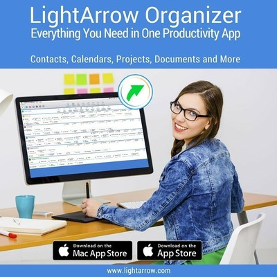 Introducing LightArrow Organizer