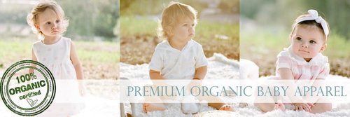 Spence Baby Organic Baby Clothing - Spring 2014 Collection (PRNewsFoto/Spence Apparel)