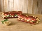 Quiznos launches new pretzel bread menu offerings, Ham on Pretzel Bread and Turkey on Pretzel Bread.