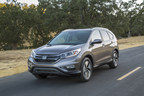 American Honda reports record sales today as the 2016 Honda CR-V shattered its all-time monthly sales record to help push Honda trucks to an all-time monthly record as well.
