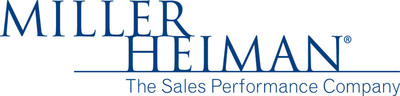 Miller Heiman - The Sales Performance Company.  (PRNewsFoto/Miller Heiman)