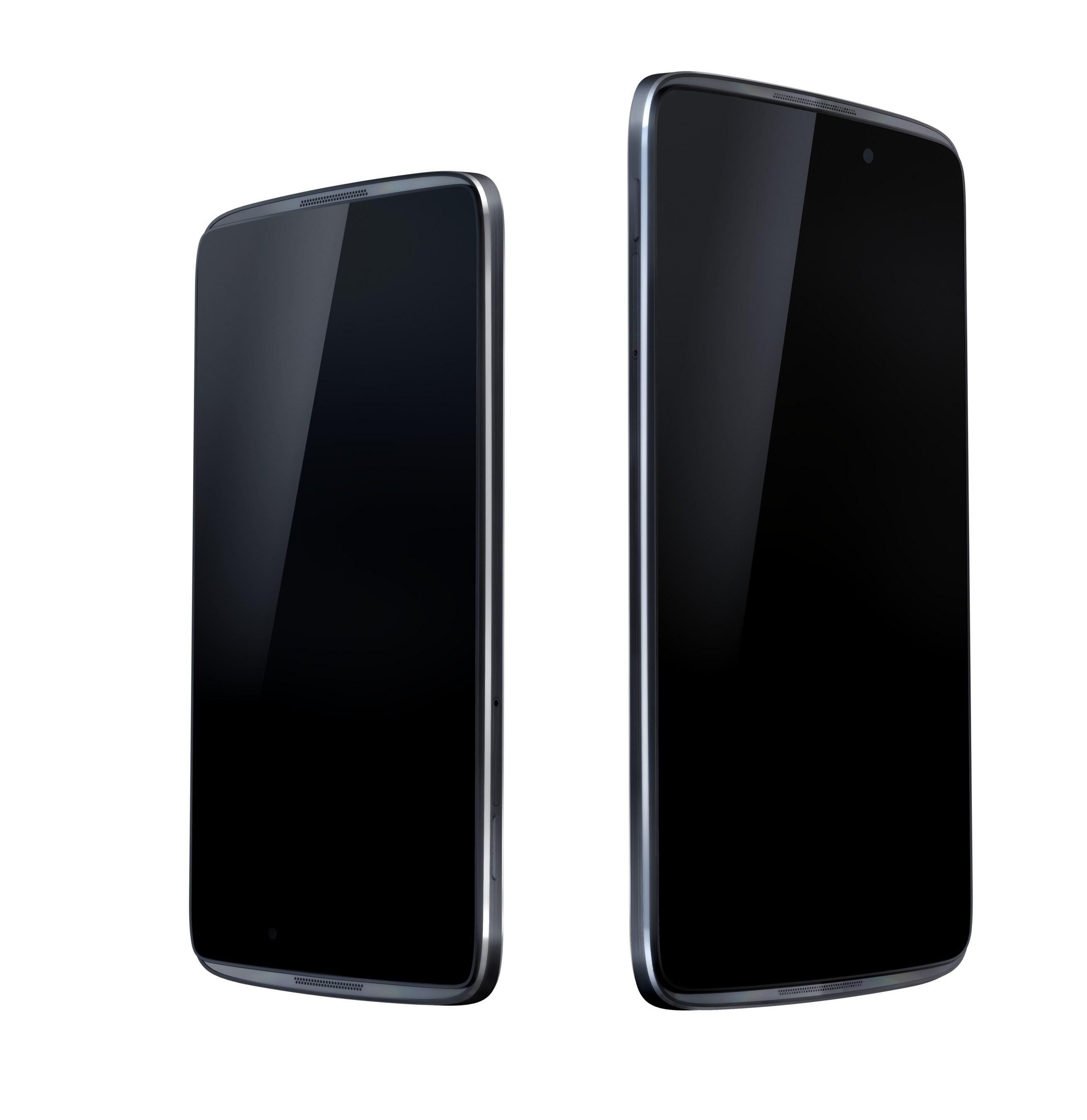 IDOL 3 потрясает мир смартфонов своими сверхсовременными технологиями