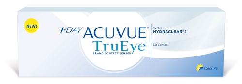 VISTAKON® Launches 1-DAY ACUVUE® TruEye™ Brand Contact Lenses