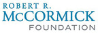 Robert R. McCormick Foundation logo. (PRNewsFoto/Robert R. McCormick Foundation)