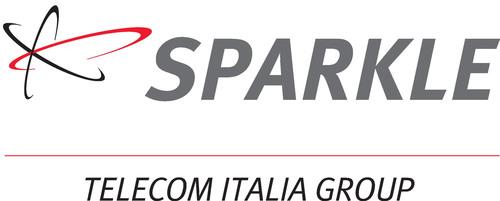 Telecom Italia Sparkle logo.  (PRNewsFoto/iconectiv)