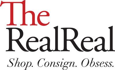 The RealReal logo.  (PRNewsFoto/The RealReal)