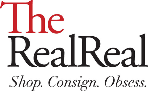 The RealReal logo.  (PRNewsFoto/The RealReal)