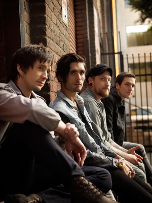 The All-American Rejects Will Headline Charter Center Stage concert in St. Louis Sept. 29.  (PRNewsFoto/Charter)