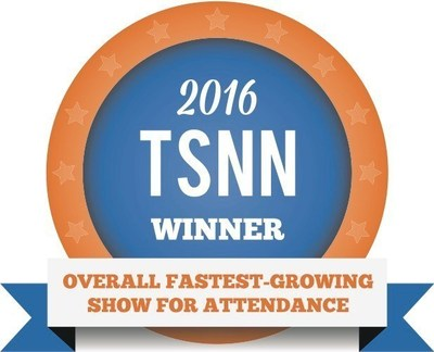 Trade Show News Network (TSNN) Award Winner Badge