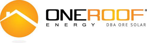 OneRoof Energy, Inc. Logo. (PRNewsFoto/OneRoof Energy, Inc.) (PRNewsFoto/ONEROOF ENERGY, INC.)