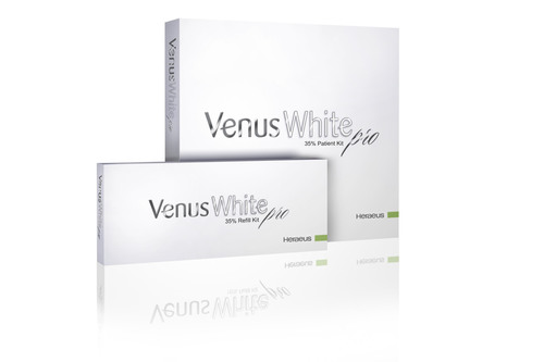 Venus White® Pro by Heraeus Now Available in 35% Carbamide Peroxide for Faster, Enhanced Whitening