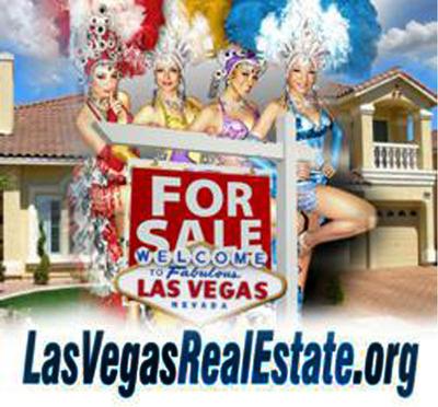 Las Vegas Real Estate | LasVegasRealEstate.org.  (PRNewsFoto/LasVegasRealEstate.org)