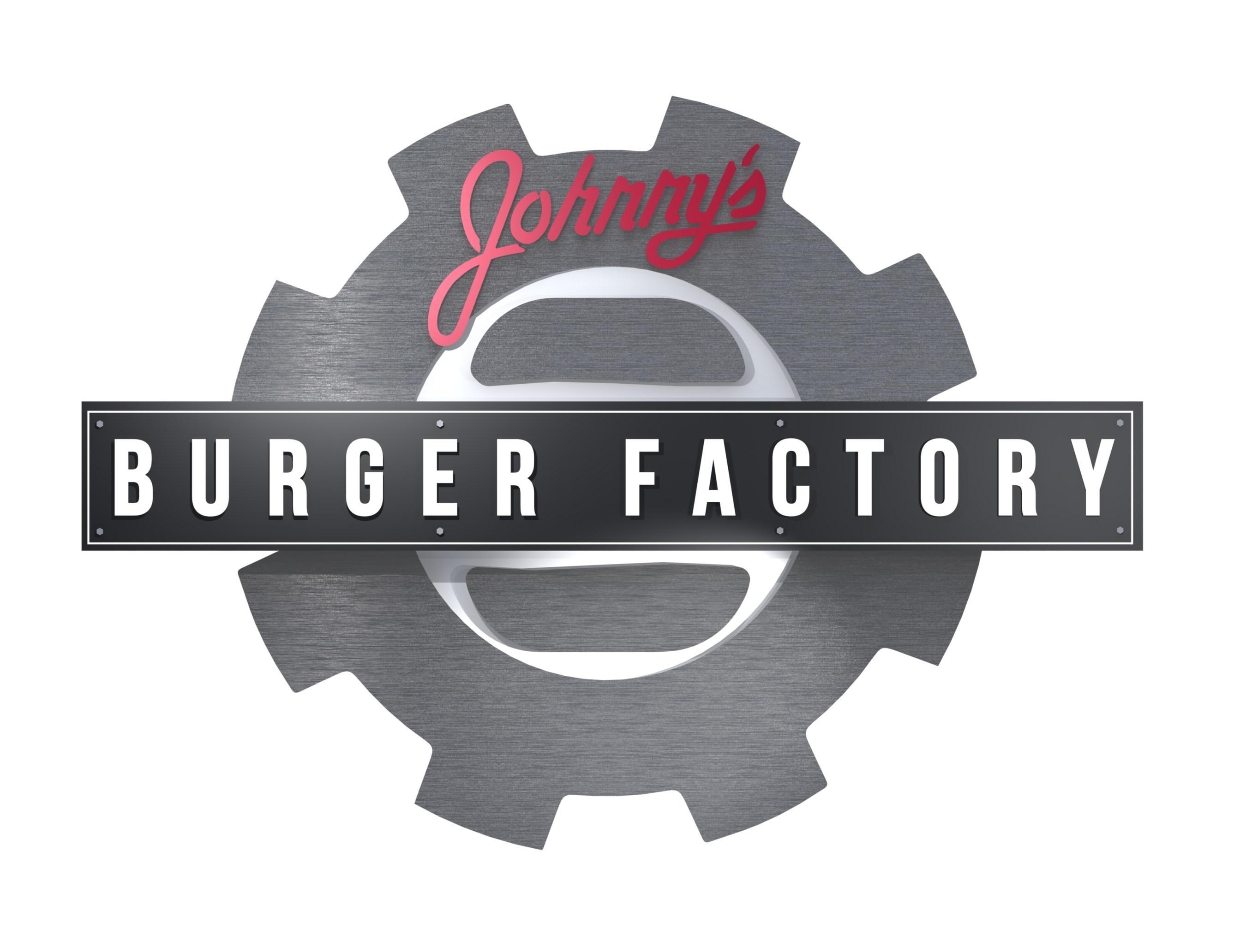 Johnny's Burger Factory logo