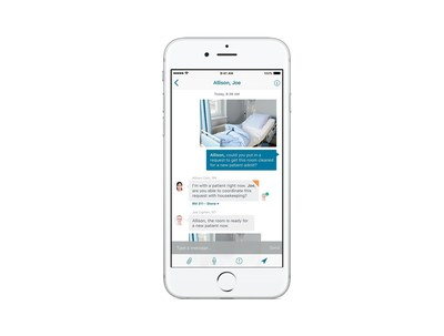 VU University Medical Center Amsterdam is adopting a suite of IBM MobileFirst for iOS healthcare apps to enhance collaboration among its medical staff. Message for Healthcare will be the first app the Dutch healthcare organization will roll out to its employees.