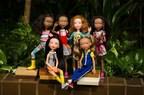The Prettie Girls! Tween Scene Collection