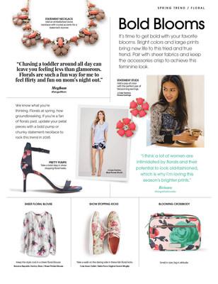 TangerStyle Magazine - Bold Florals