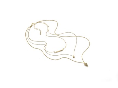 White House Black Market Convertible Miracles Necklace