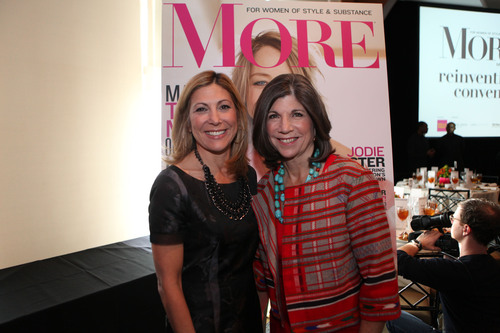 Christiane Amanpour, Lee Woodruff and Anna Quindlen Lead More Magazine's NYC Reinvention Convention
