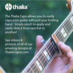 Check out all of our pictures and videos at www.thaliacapos.com (PRNewsFoto/Thalia Capos)
