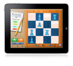 The new Solitaire Chess App from ThinkFun.  (PRNewsFoto/ThinkFun Inc.)