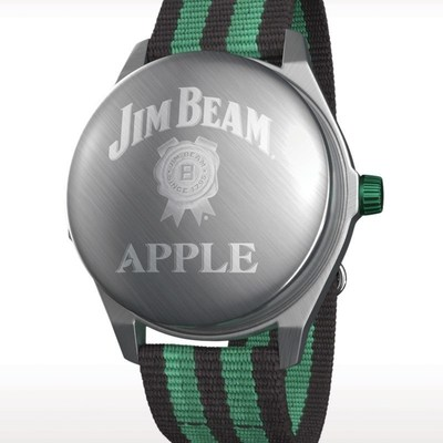 The Jim Beam(R) Apple Watch, a product over 200 plus years in the making, is a multi-functional device that will pour a perfect, refreshingly crisp shot.