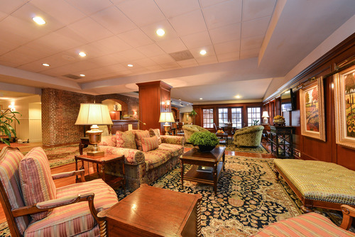 Ascend Hotel Collection's Inn at Henderson's Wharf in Baltimore, Maryland, a Meyer Jabara Hotel. ...