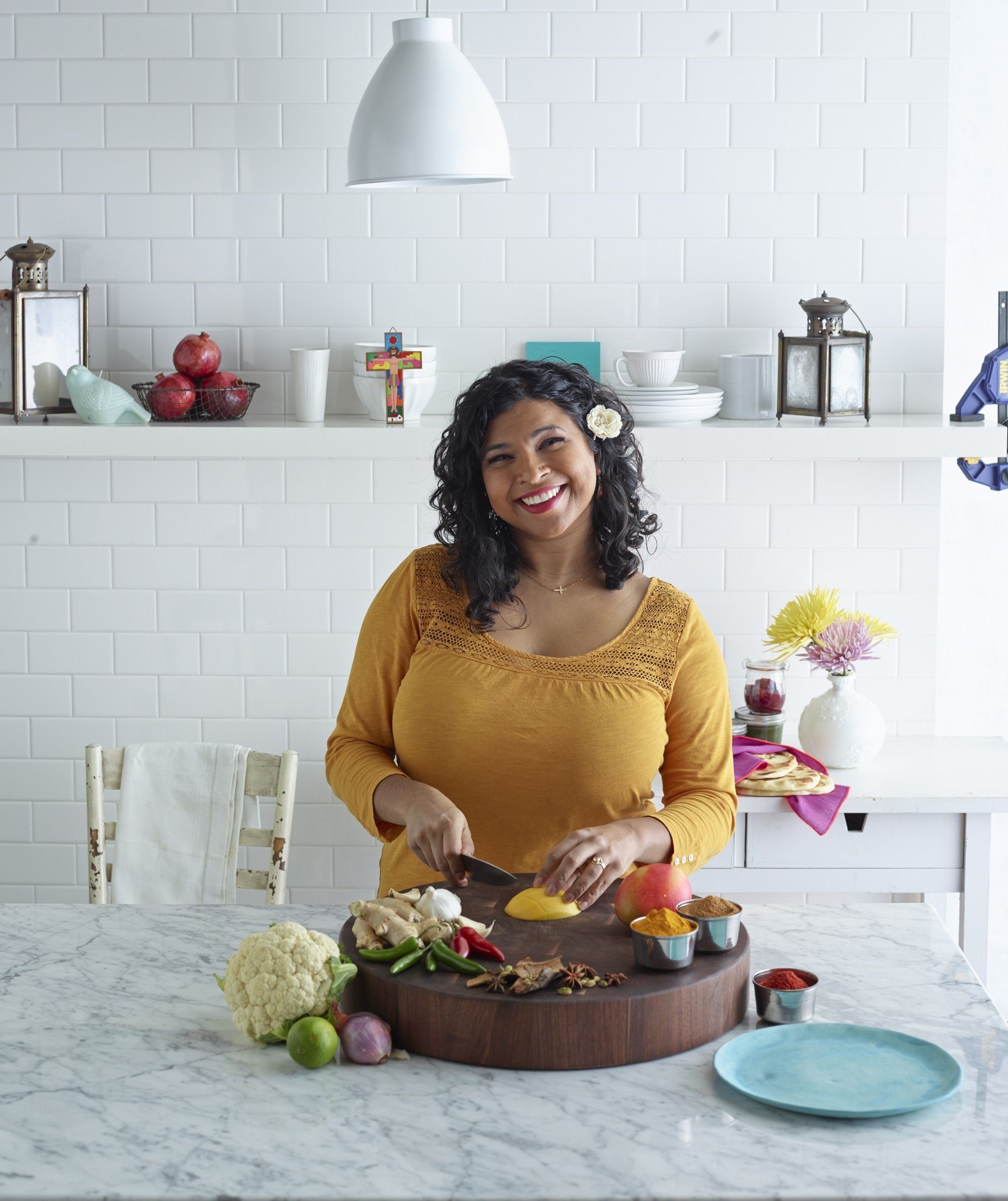 Celebrity Chef Aarti Sequeira joins OWNZONES as they continue to expand their library of original, exclusive ...