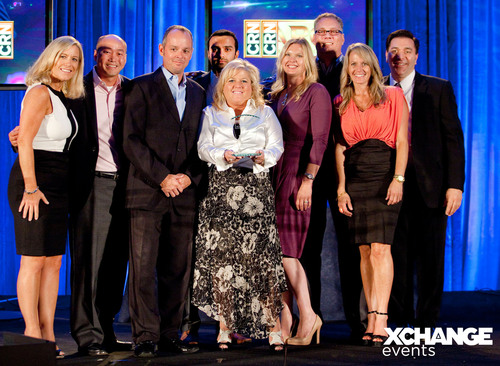 XChange Events Congratulates the XChange 2013 XCellence Award Winners.  (PRNewsFoto/XChange Events)