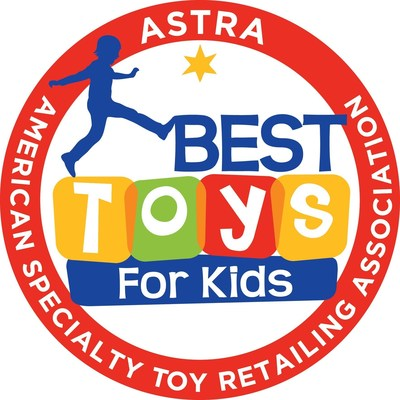 Best Toys for Kids Awards from the American Specialty Toy Retailing Association
