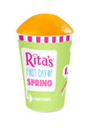 Celebrate the first day of spring with Rita's Italian Ice!