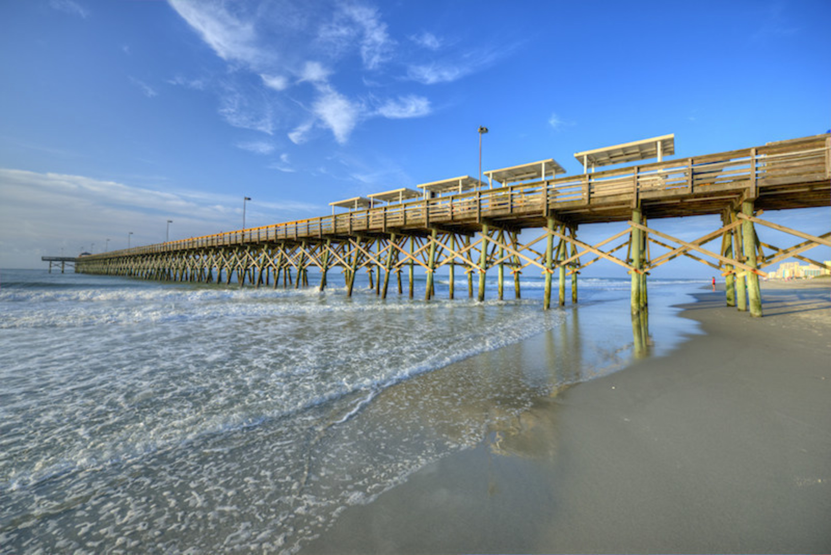 Beach Like Weather Conditions Await Myrtle South Carolina Visitors This Weekend