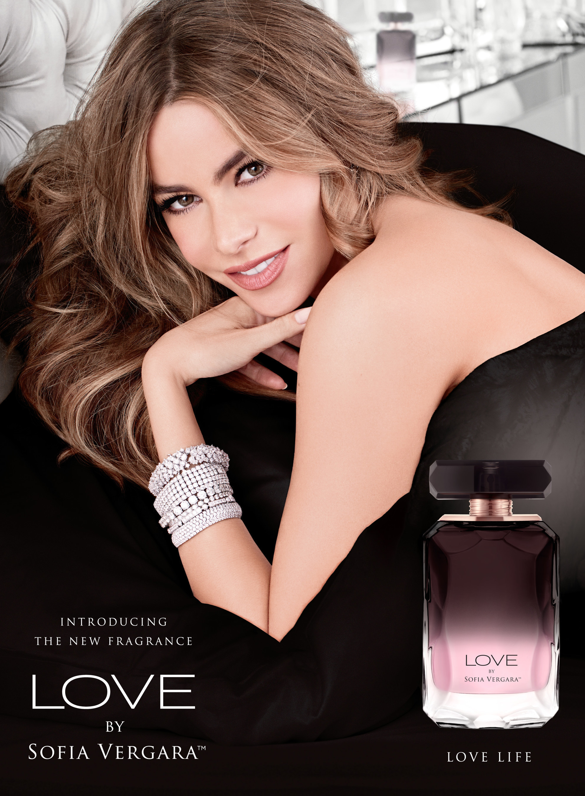 Sofia Vergara Introduces Second Fragrance for Women