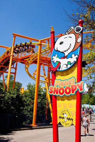 Cedar Fair Parks Take Top Honors in Annual Poll