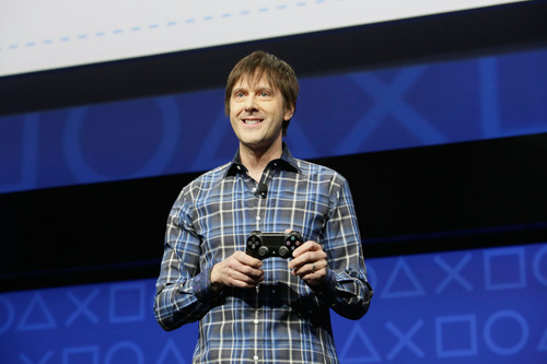 The all new DualShock 4 controller introduces enhanced features to offer gamers completely new ways to play and  ...