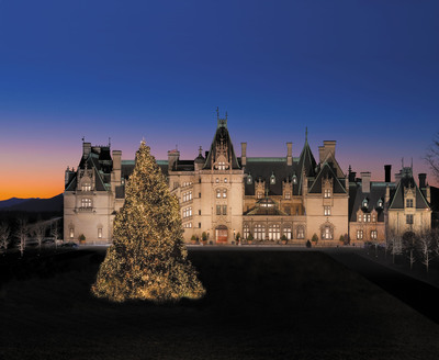 Christmas Arrives at Biltmore, America's Largest Home