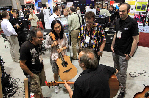 NAMM Brings Leaders of Music Product Industry Together for Three Days of Business, Education and