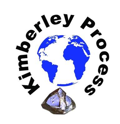Kimberley Process logo (PRNewsFoto/Kimberley Process)