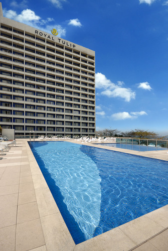 BHG Announced it Took Over the Management of Royal Tulip Rio de Janeiro on October 1