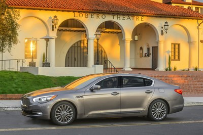Kia K900 and Soul receive prestigious 2015 Consumer Guide Automotive Best Buy awards