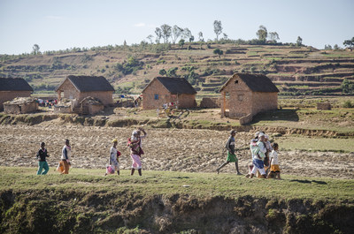 Nearly two-thirds of all blindness in Madagascar is due to cataract largely because of the country's isolation and limited healthcare.