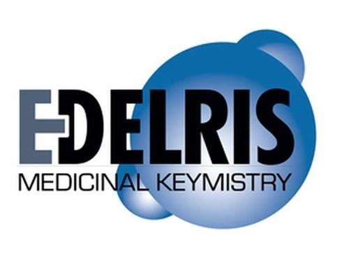 Edelris Logo (PRNewsFoto/Edelris)