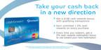 New Barclaycard CashForward™ World MasterCard® Takes Cash Back Credit Cards in a New Direction