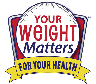 Take charge of your weight and health today! Visit www.YourWeightMatters.org for a FREE educational toolkit that will help you prepare for the conversation of weight with your healthcare provider. (PRNewsFoto/Obesity Action Coalition) (PRNewsFoto/OBESITY ACTION COALITION)