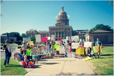 Families Standing for Better Maternity Care (PRNewsFoto/ImprovingBirth.org)